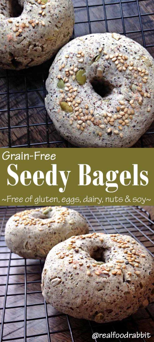 Seedy Bagels