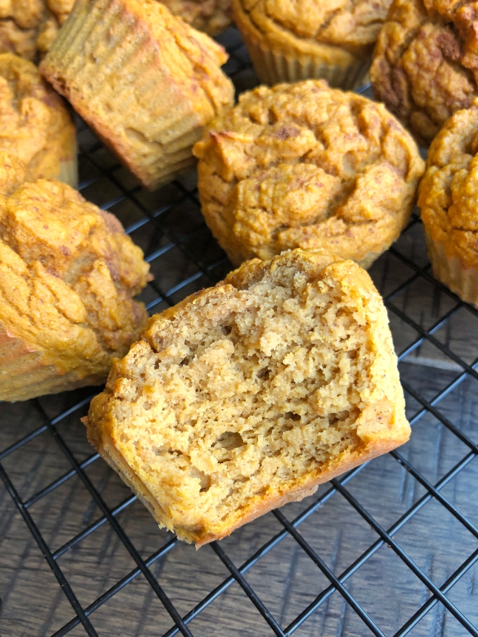Pumpkin Protein Muffin (3)