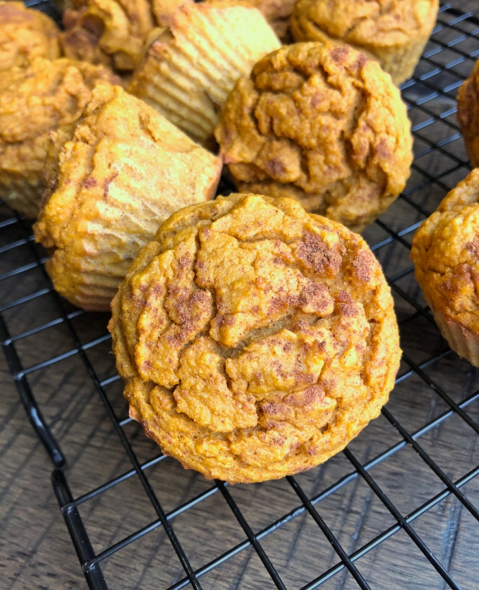 Pumpkin Protein Muffin (8)