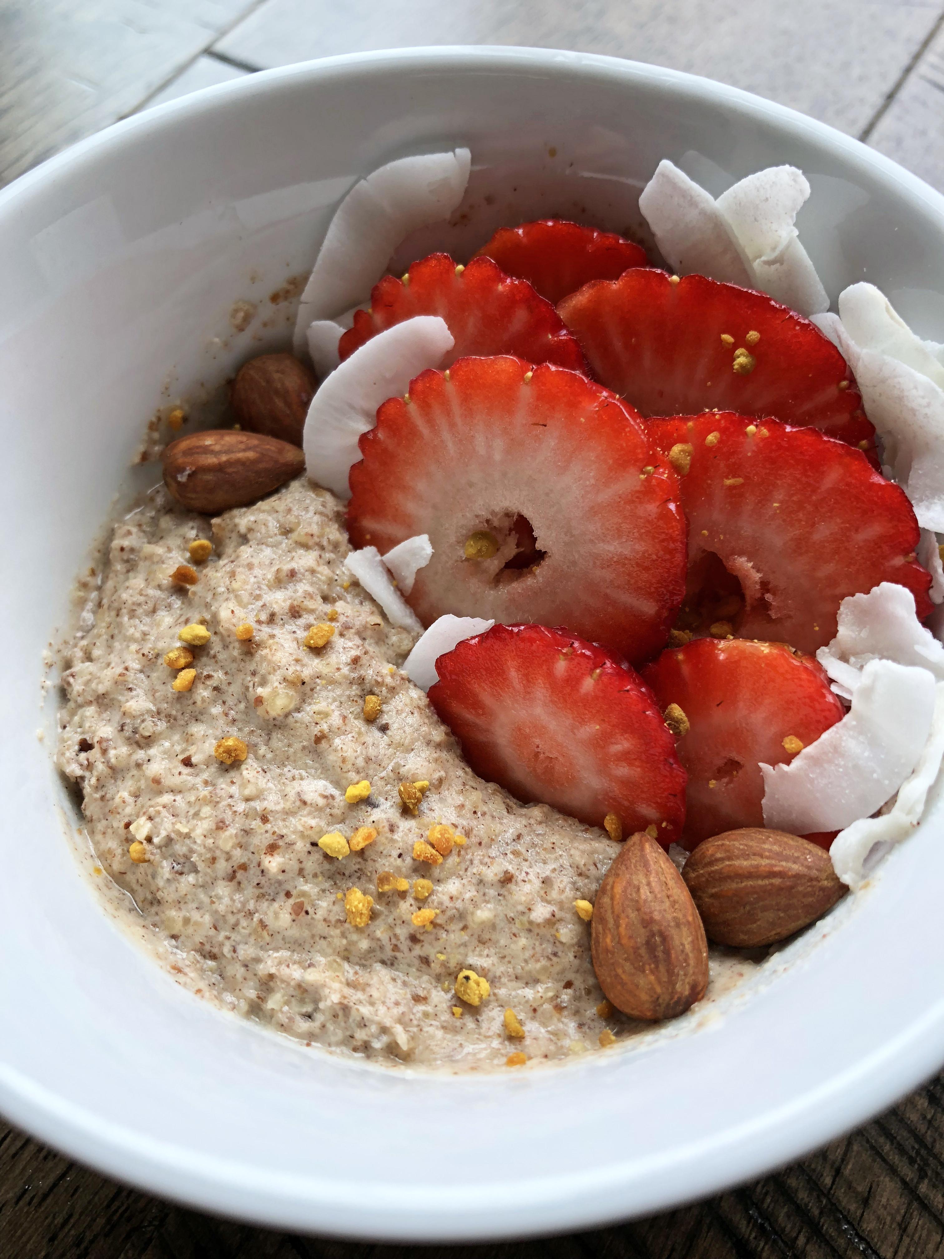 Paleo Grain-Free Oatmeal