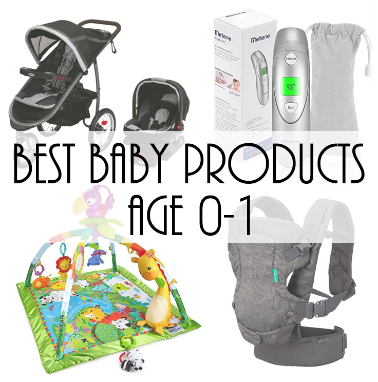 Best Baby Products (Age 0-1)