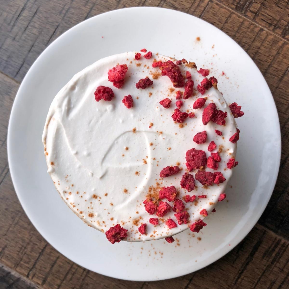 Baby Smash Cake (Allergy-Free, Paleo, Vegan)