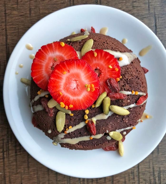 Chocolate Mug Cake (1)