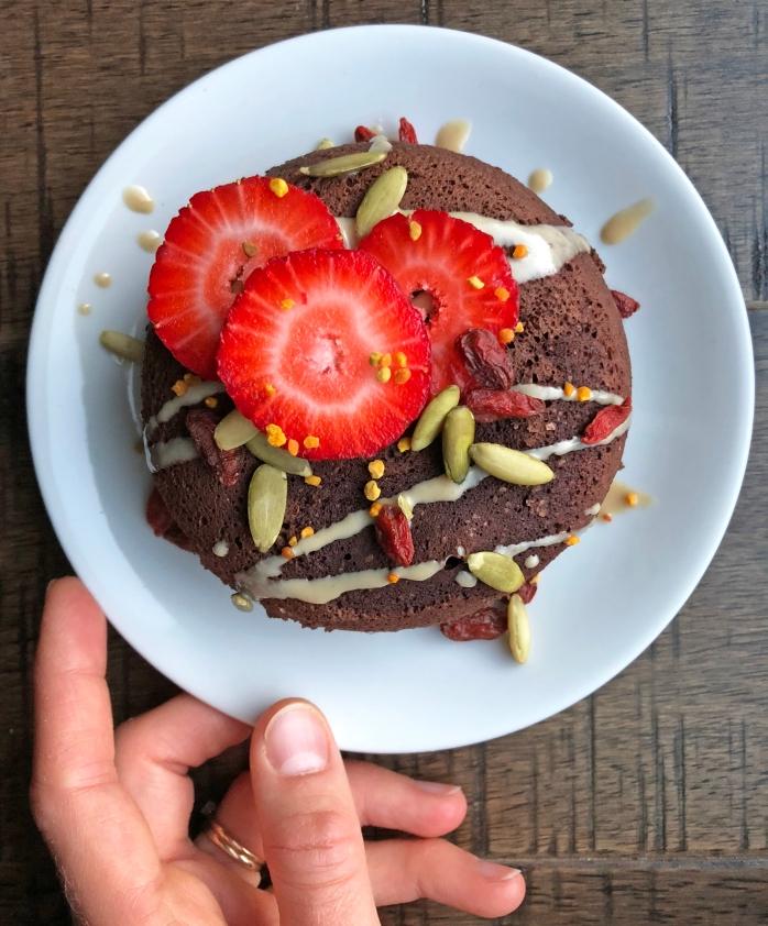 Chocolate Mug Cake (2)