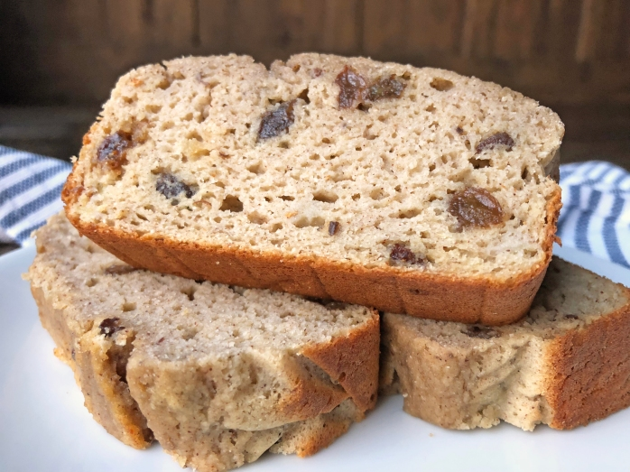 Cinnamon Raisin Banana Bread 3