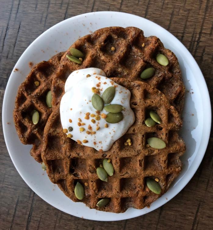Gingerbread Waffle (5)