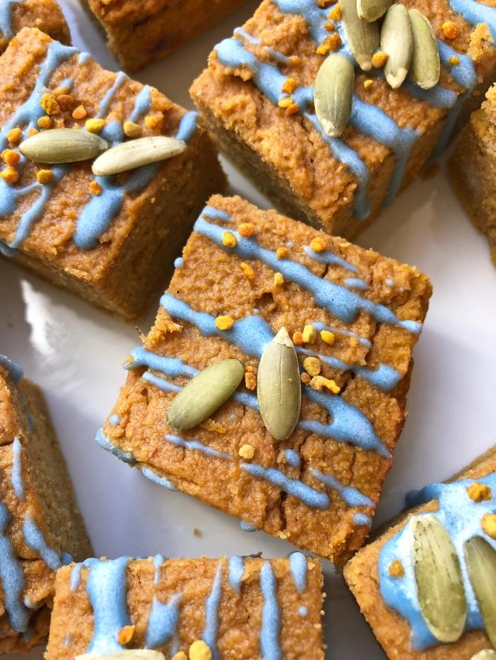 Tigernut Flour Pumpkin Bars (3)