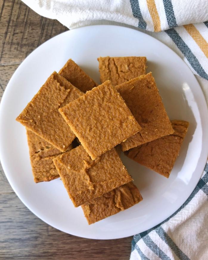 Tigernut Flour Pumpkin Bars (7)