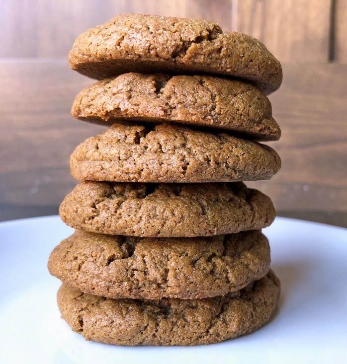 gingersnap cookies (10)