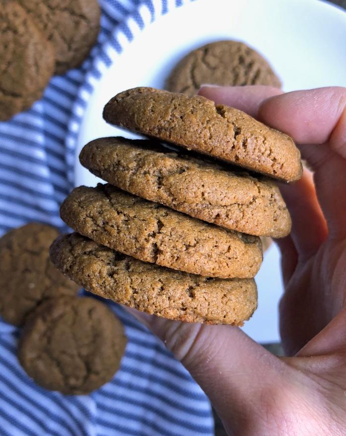 gingersnap cookies (11)