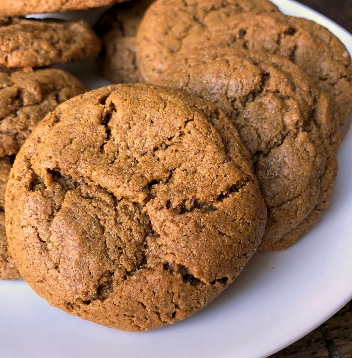 gingersnap cookies (7)