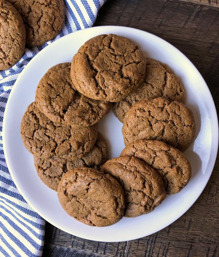 gingersnap cookies (8)