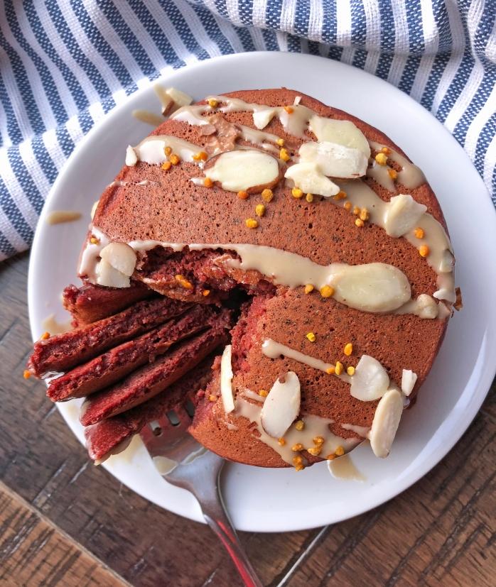 Red Velvet Pancakes (5)