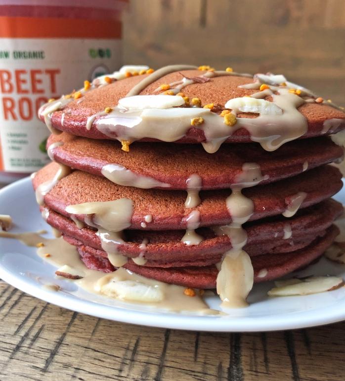 Red Velvet Pancakes (8)