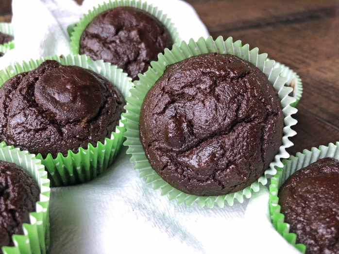 Nut Free Chocolate Mint Paleo Muffins (2)